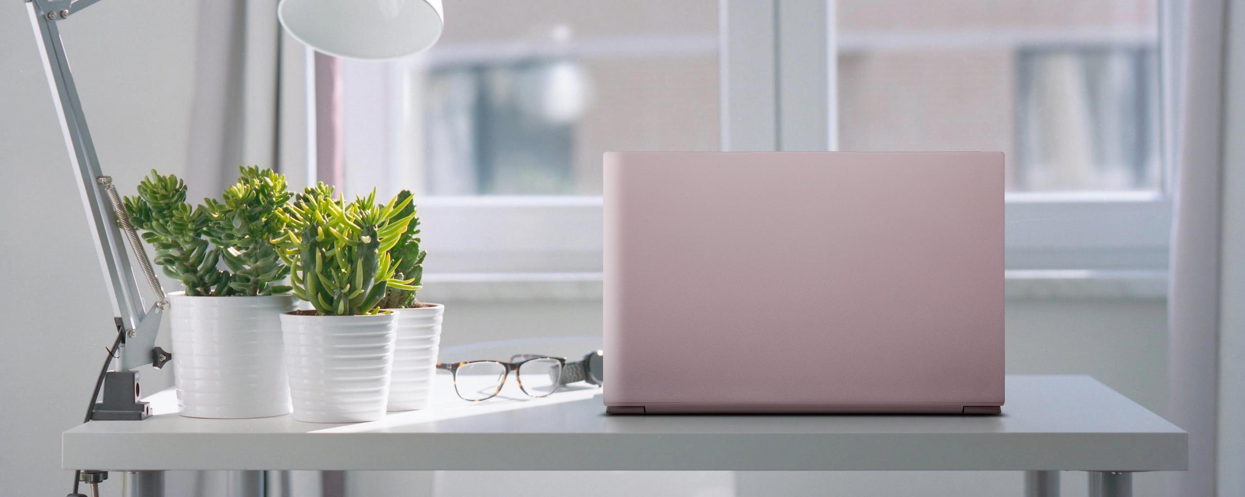 SKIKK Pink Laptop