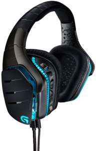 Gaming Headset G633 zwart