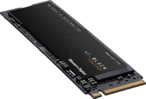 250GB WD Black SN750 NVMe