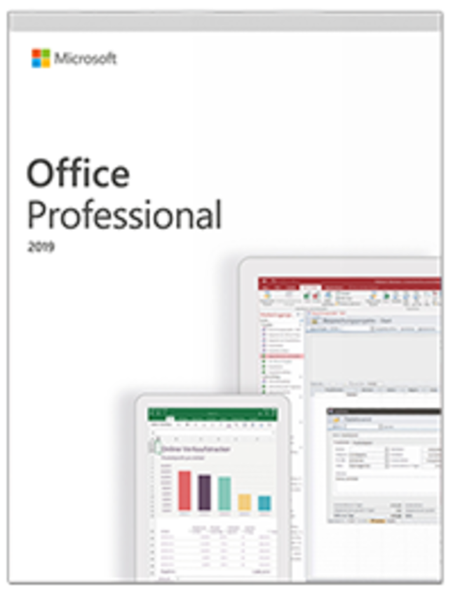 Office Professional 2019 1-PC