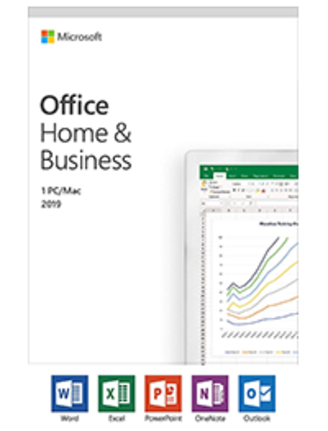 Office Home & Business 2019 1-PC/MAC