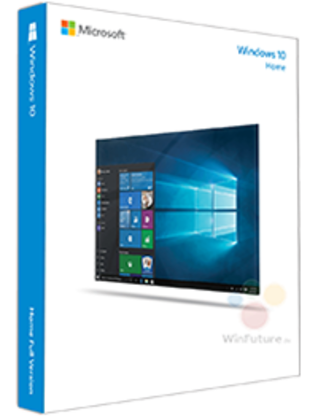 Windows 10 Home 32-bit/64-bit
