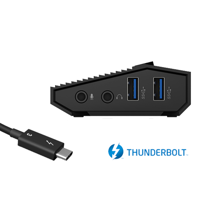 Thunderbolt 3 Dockingstation