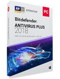 Antivirus Plus 1-PC (1 jaar)