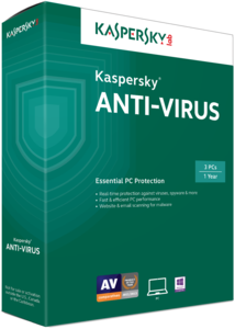 Anti-Virus 5-PC (1 jaar)