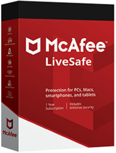 LiveSafe Unlimited Devices (1 jaar)