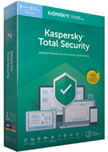 Total Security 3-Devices (1 jaar)